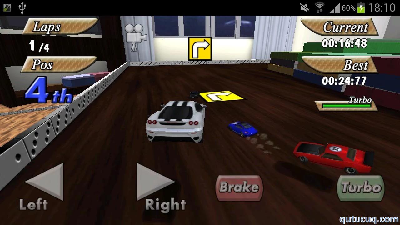 Tiny Little Racing ekran görüntüsü