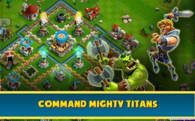 Titan Empires ekran görüntüsü