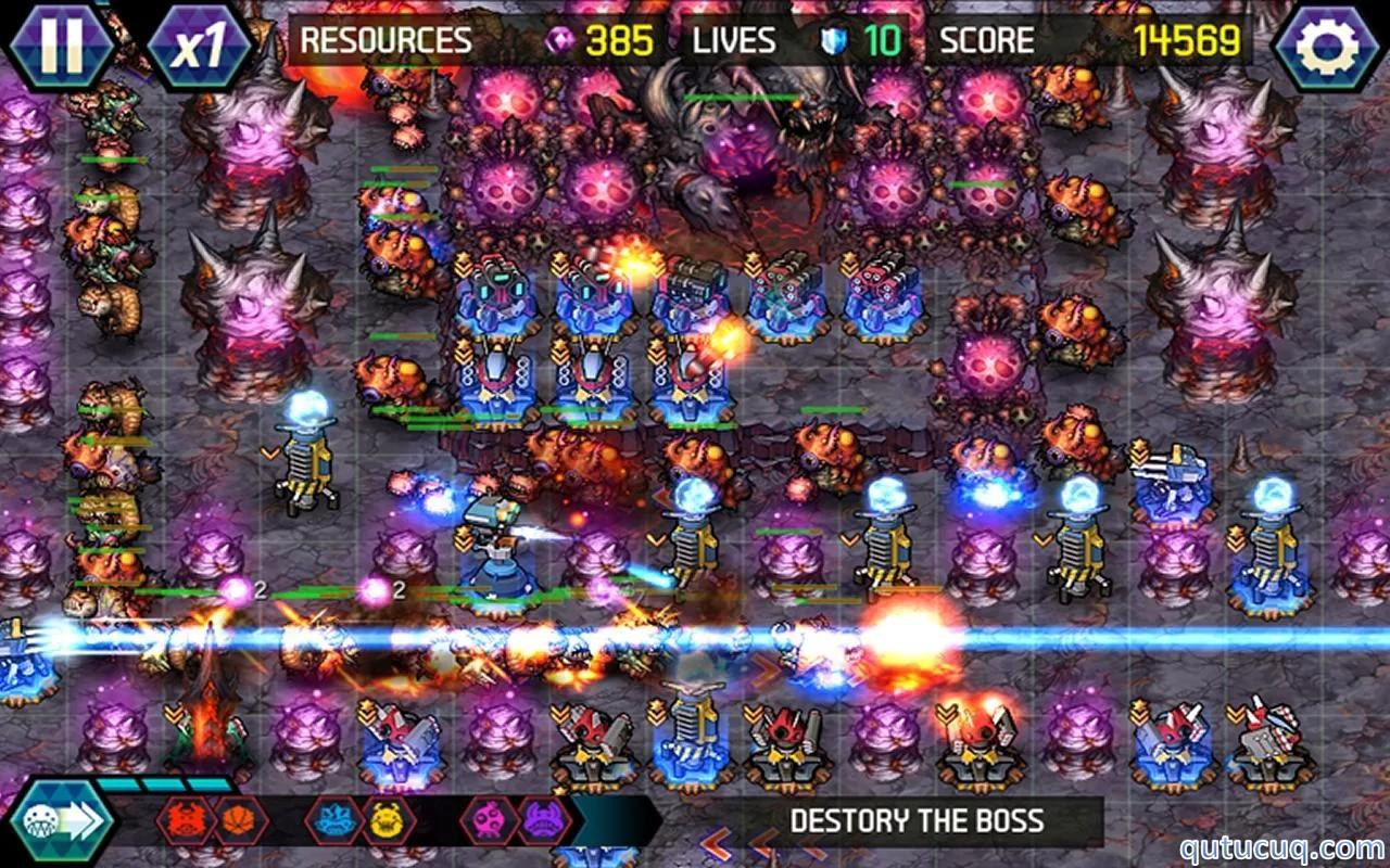 Tower Defense ekran görüntüsü