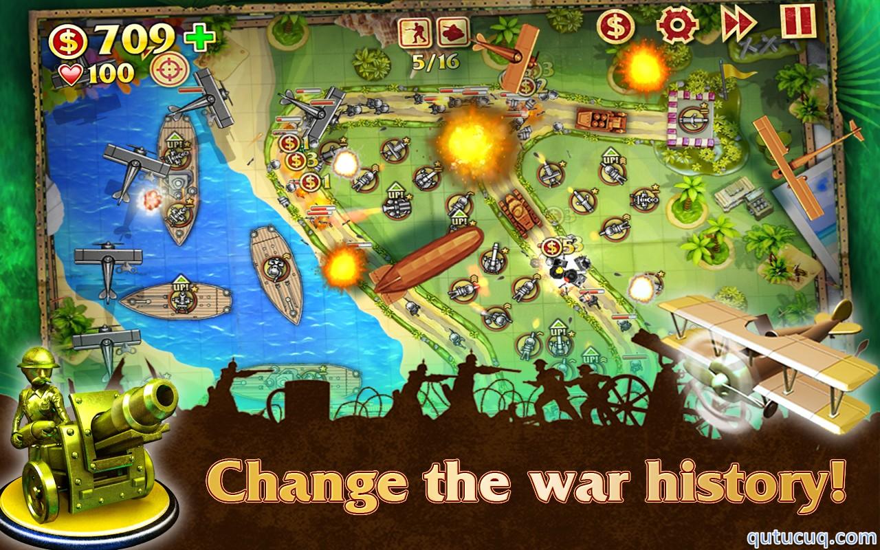 Toy Defense ekran görüntüsü