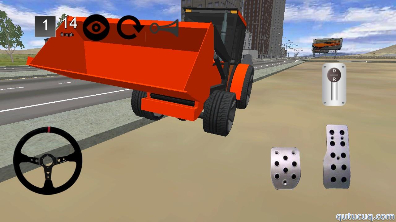 Скриншот в Tractor Simulator 3D