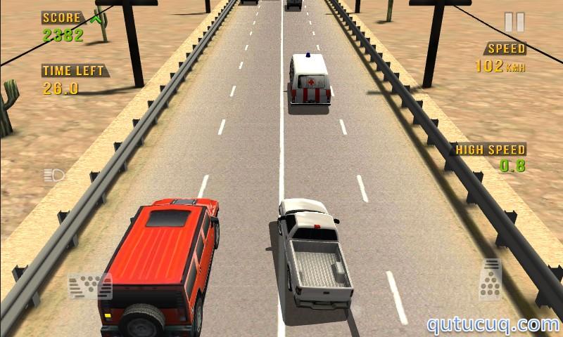 Traffic Racer ekran görüntüsü