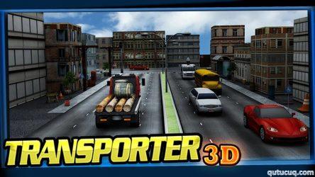 Transporter 3D ekran görüntüsü