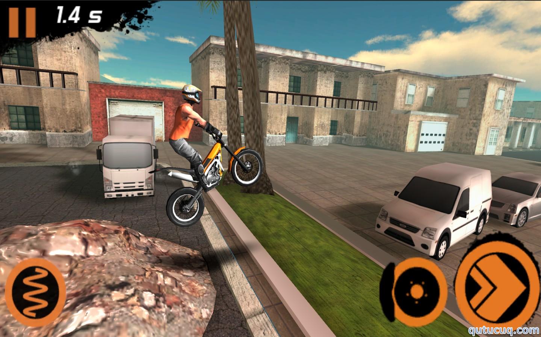 Trial Xtreme 2 Racing Sport 3D ekran görüntüsü