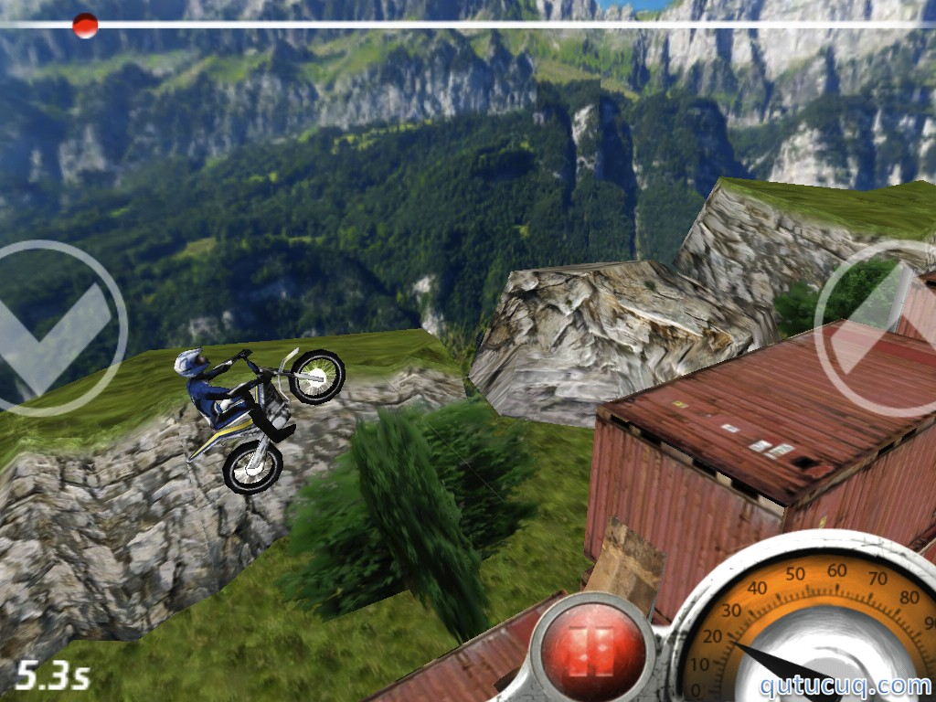 Trial Xtreme ekran görüntüsü