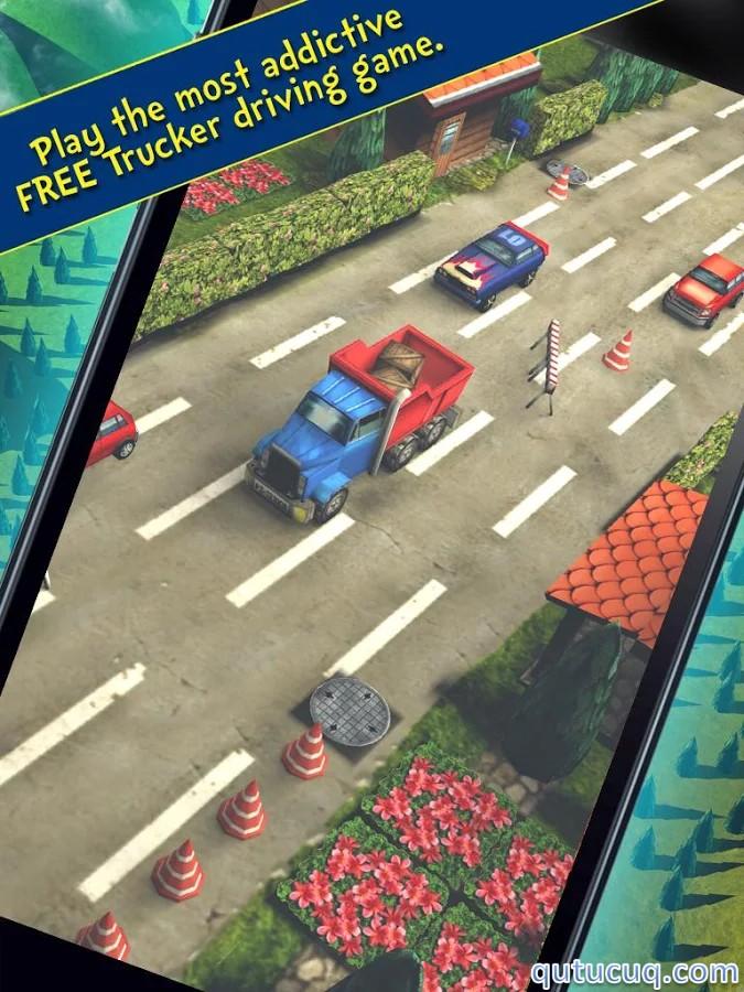 Truck on the Move – Challenges ekran görüntüsü