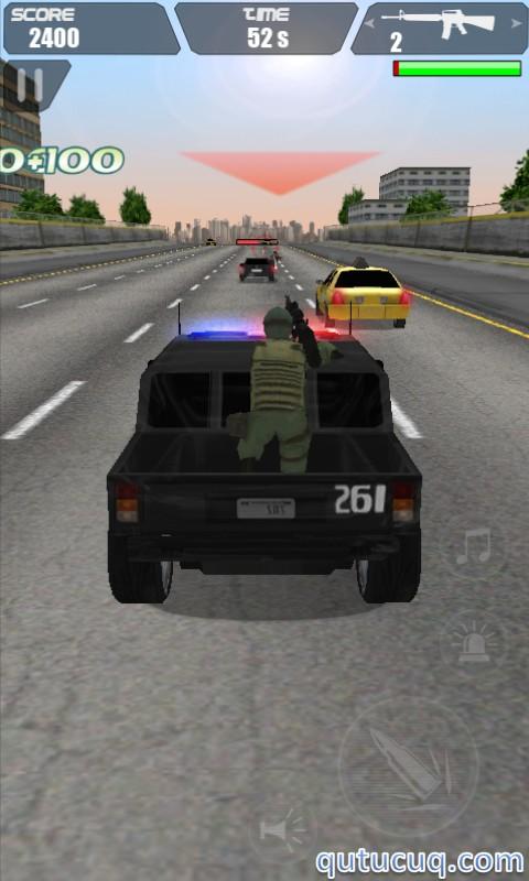 VELOZ Police 3D ekran görüntüsü