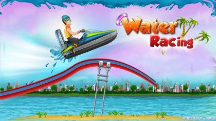 Water Racing ekran görüntüsü