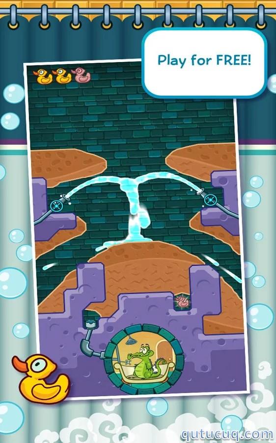Where's My Water? ekran görüntüsü