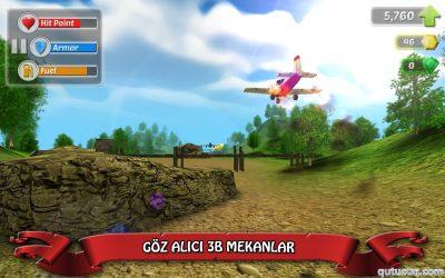 Wings on Fire ekran görüntüsü