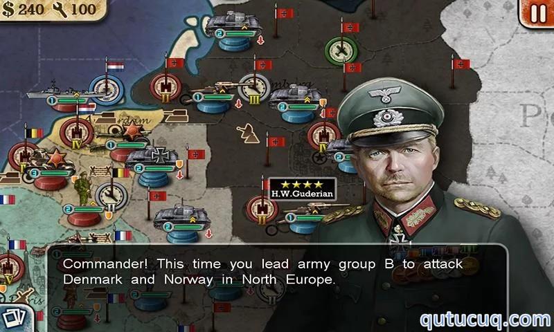 World Conqueror 2 ekran görüntüsü