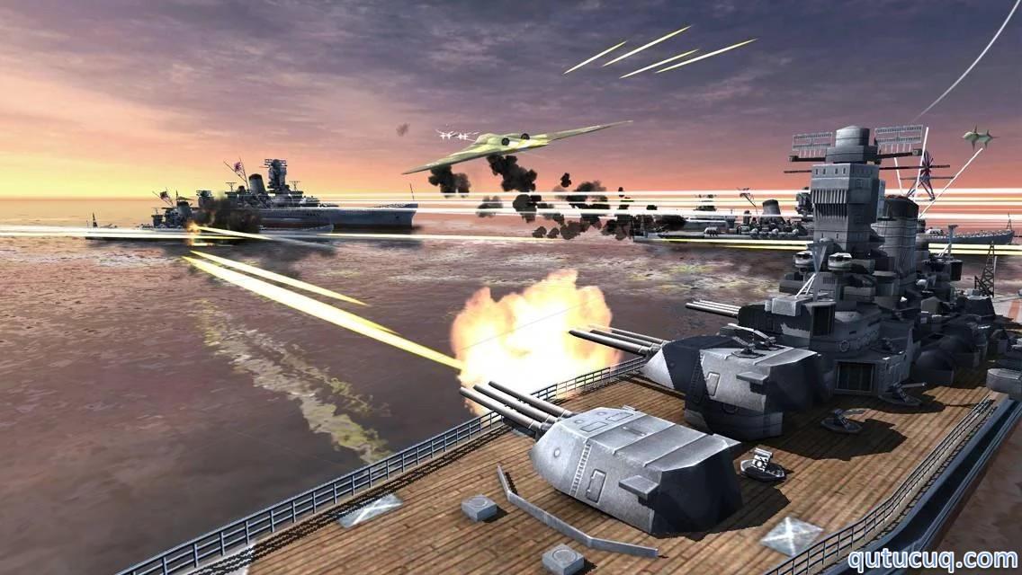 World Warships Combat ekran görüntüsü