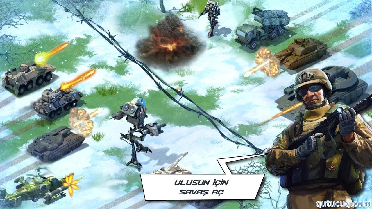 World at Arms ekran görüntüsü