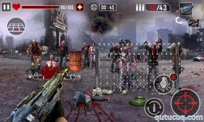 Zombie Killer ekran görüntüsü