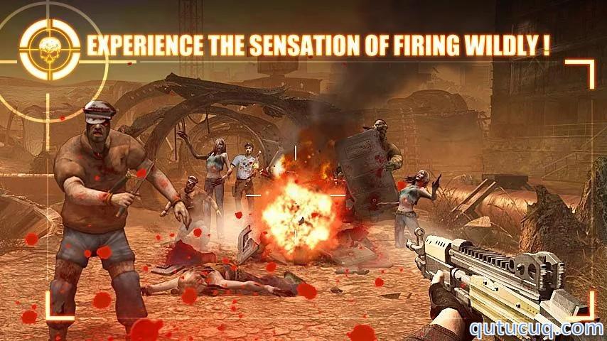 Zombie Frontier 2: Survive ekran görüntüsü