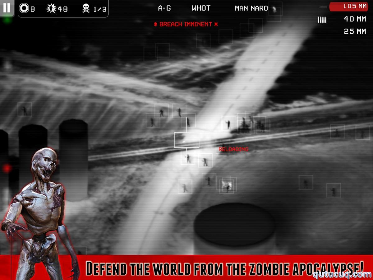 Zombie Gunship ekran görüntüsü