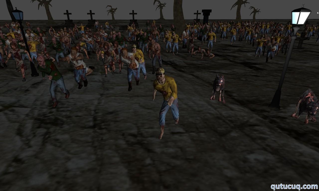 Zombie Ninja Killer Yüklə ekran görüntüsü