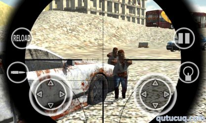 Zombie Shot ekran görüntüsü