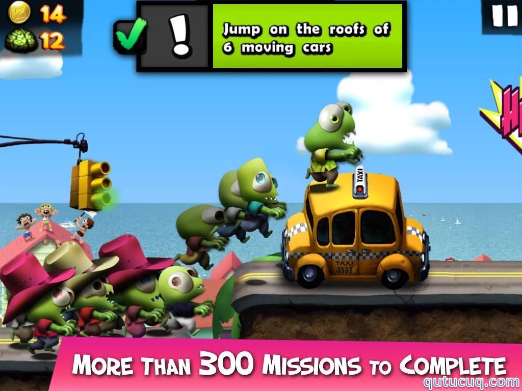Zombie Tsunami Yüklə ekran görüntüsü