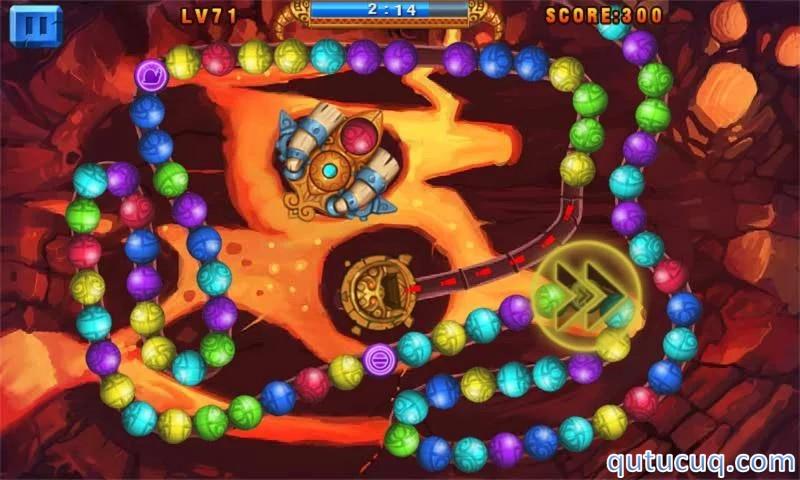 Zuma – Marble Legend ekran görüntüsü