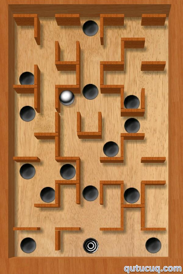 aTilt 3D Labyrinth ekran görüntüsü