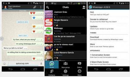 Whatsapp Plus ekran görüntüsü