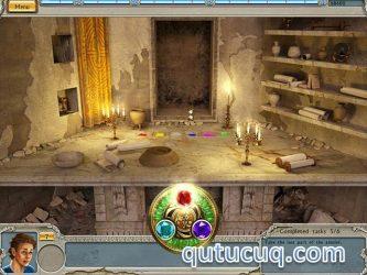 Alabama Smith in Escape from Pompeii ekran görüntüsü