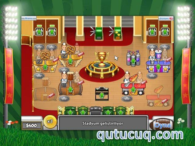 Busy Bea's Halftime Hustle ekran görüntüsü