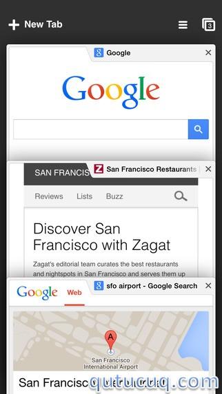 Google Chrome ekran görüntüsü