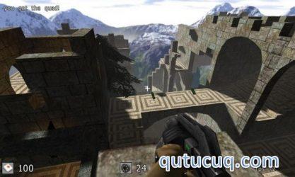 Cube 2: Sauerbraten ekran görüntüsü