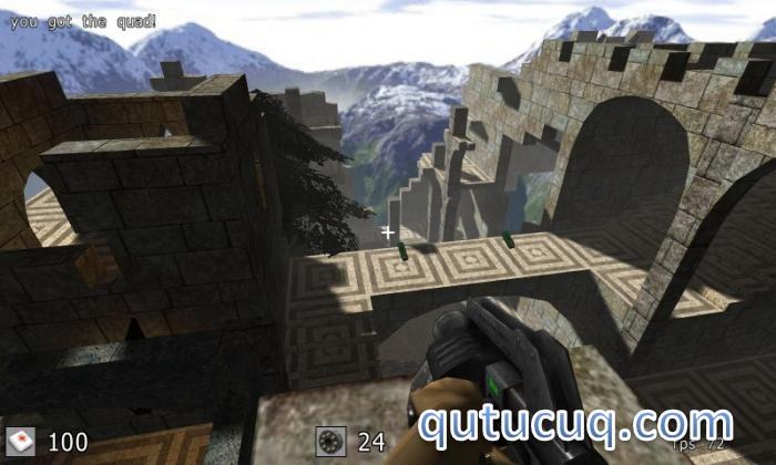 Cube 2 – Sauerbraten ekran görüntüsü