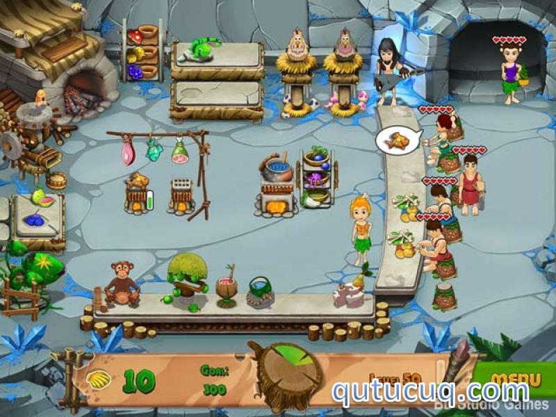 Daş Dövrü Kafe ekran görüntüsü