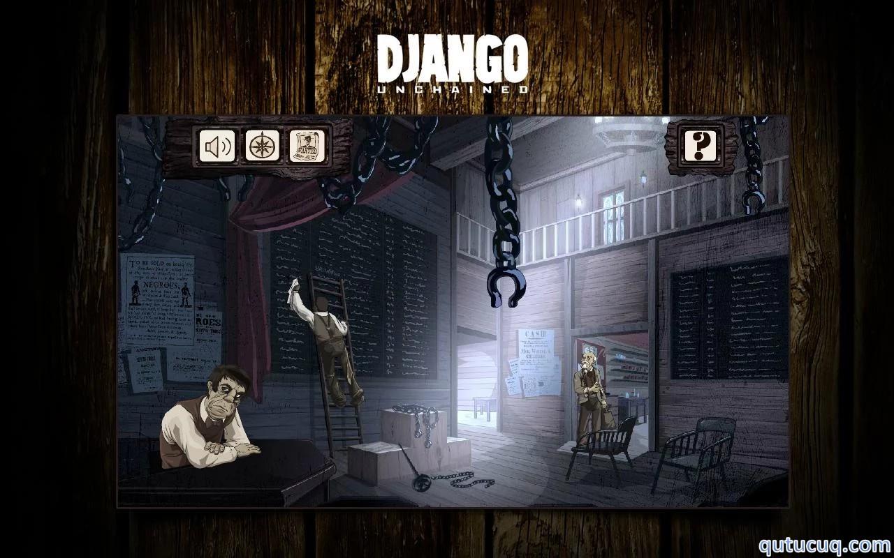 Django's Bounty Hunter 1800 ekran görüntüsü