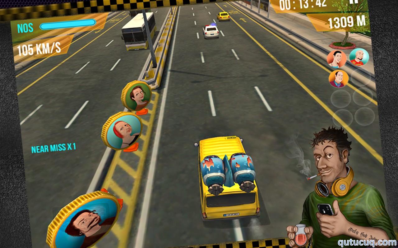 Dolmuş Driver ekran görüntüsü