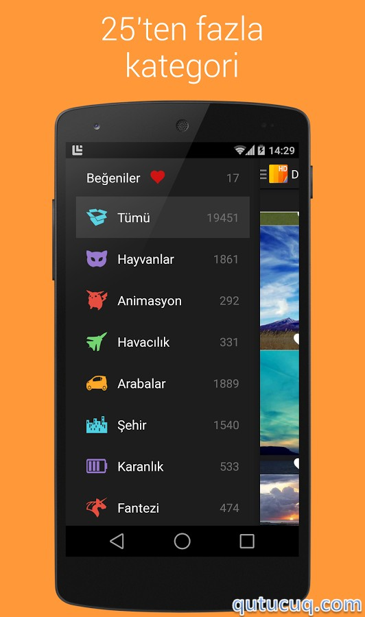 HD Ekran şəkilləri ekran görüntüsü