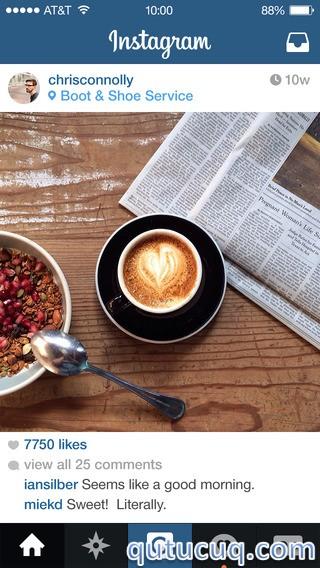 Instagram ekran görüntüsü