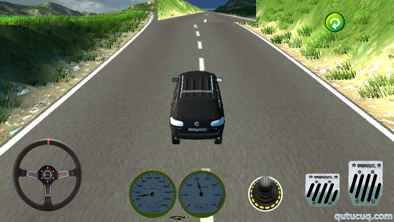 Скриншот в 3D Гонки