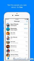 Messenger ekran görüntüsü
