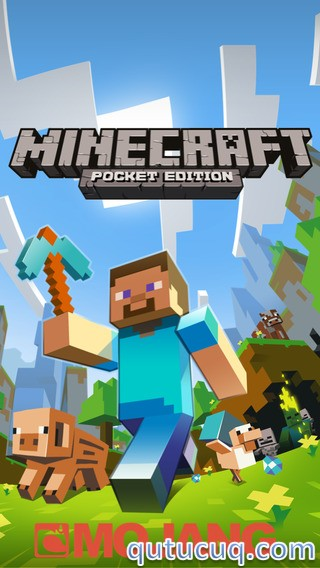 Скриншот в Minecraft — Pocket Edition
