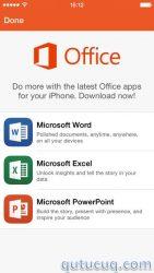 Office Mobile ekran görüntüsü