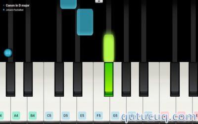 Piano çal ekran görüntüsü