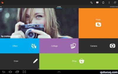 PicsArt ekran görüntüsü