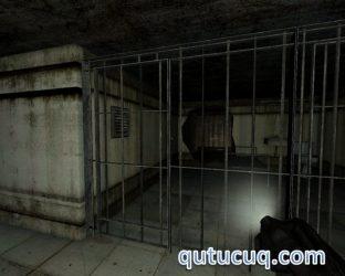 Slenderman's Shadow: Prison ekran görüntüsü