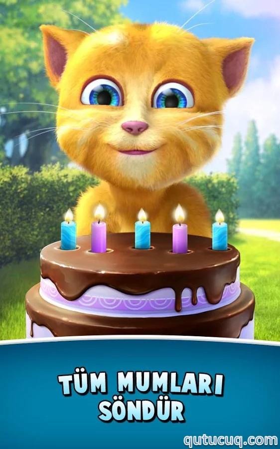 Talking Ginger 2 ekran görüntüsü