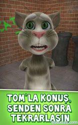 Talking Tom ekran görüntüsü