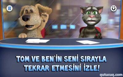Talking Tom & Ben News ekran görüntüsü