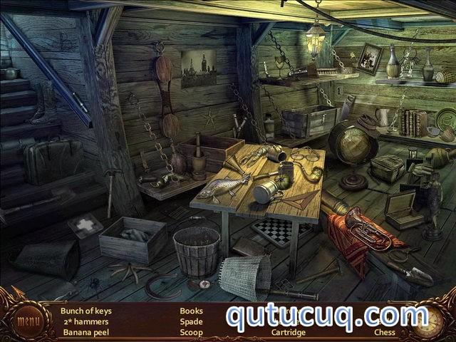 Vampire Saga: Pandora's Box ekran görüntüsü