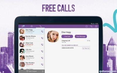 Viber ekran görüntüsü