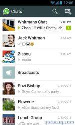 WhatsApp ekran görüntüsü