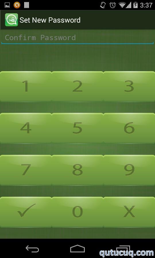 Whatsapp Kilidi ekran görüntüsü